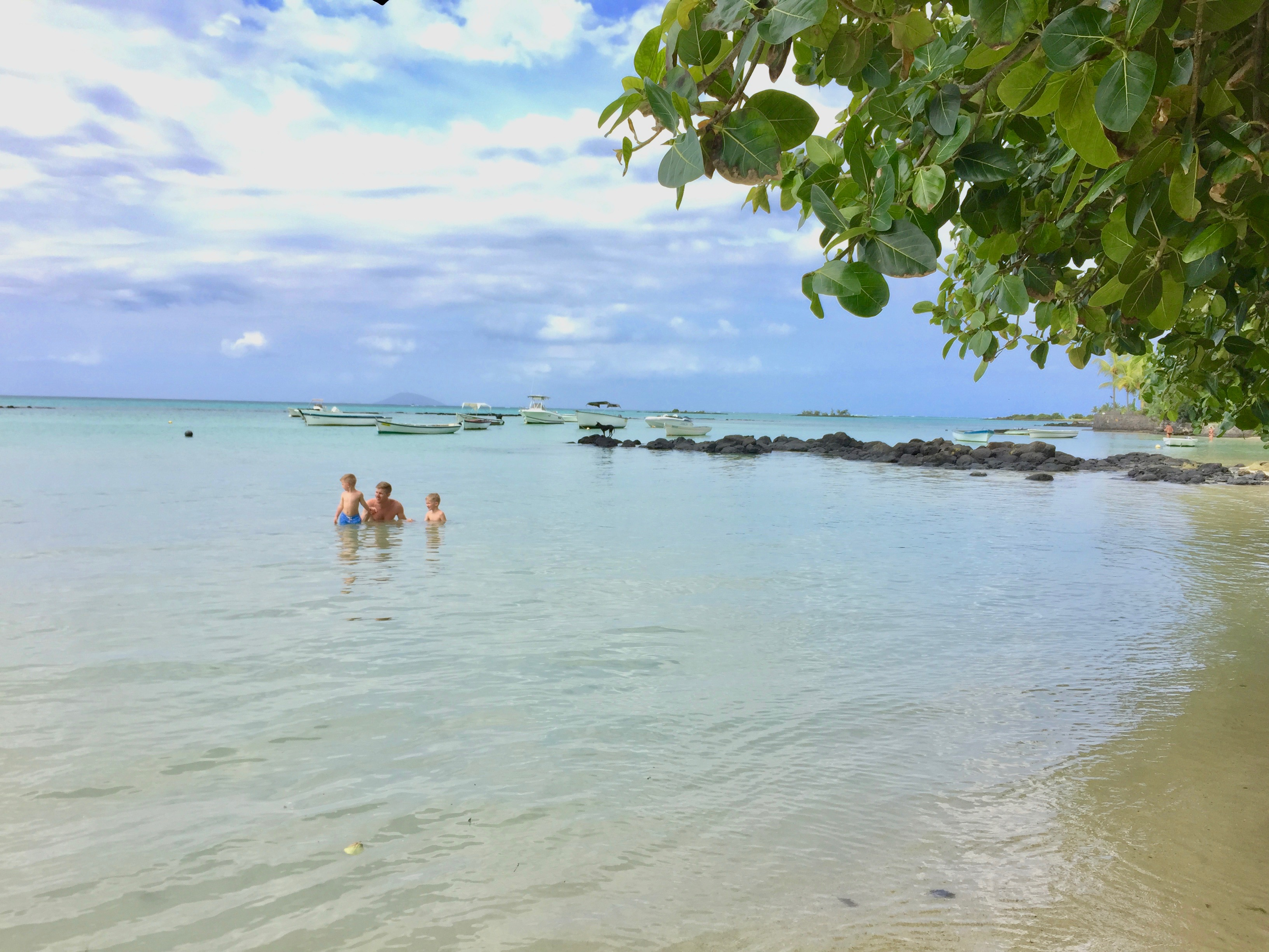Mauritius with kids excursions