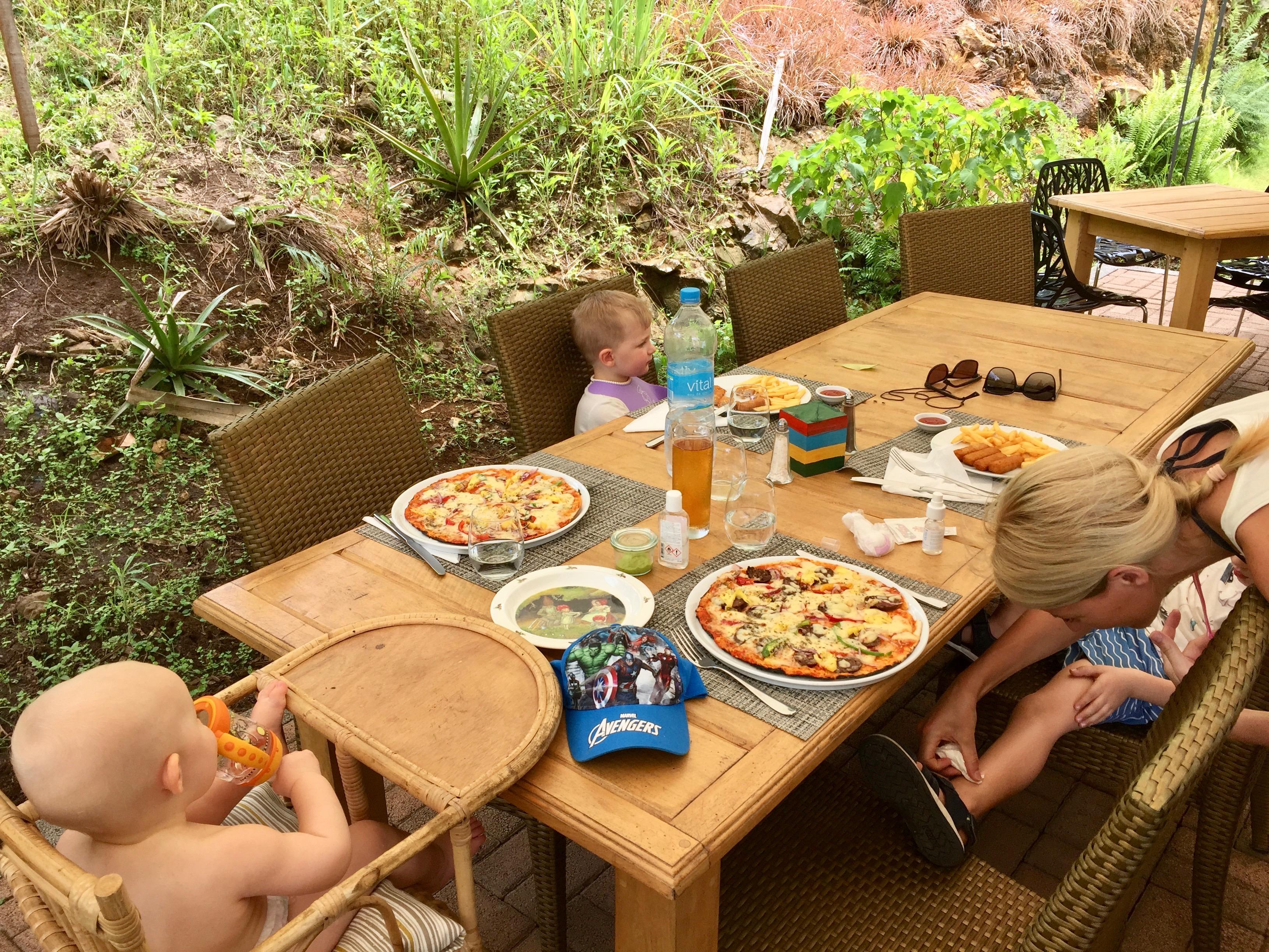 Ebony Forest Reserve restaurant