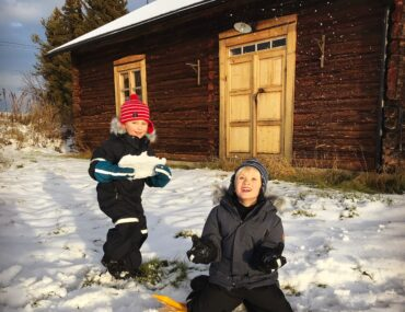 Packing list ski holiday with kids