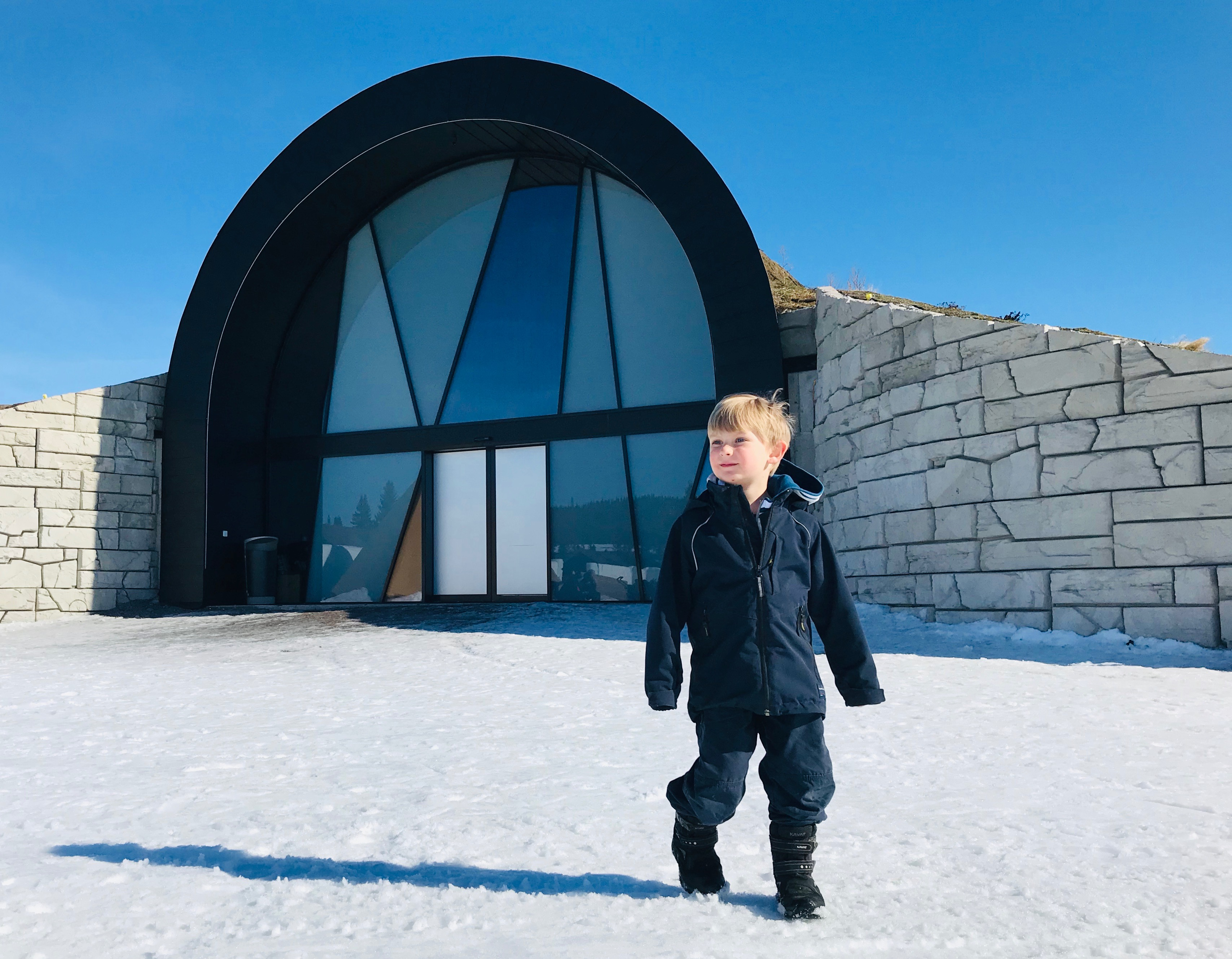 Icehotel with Children