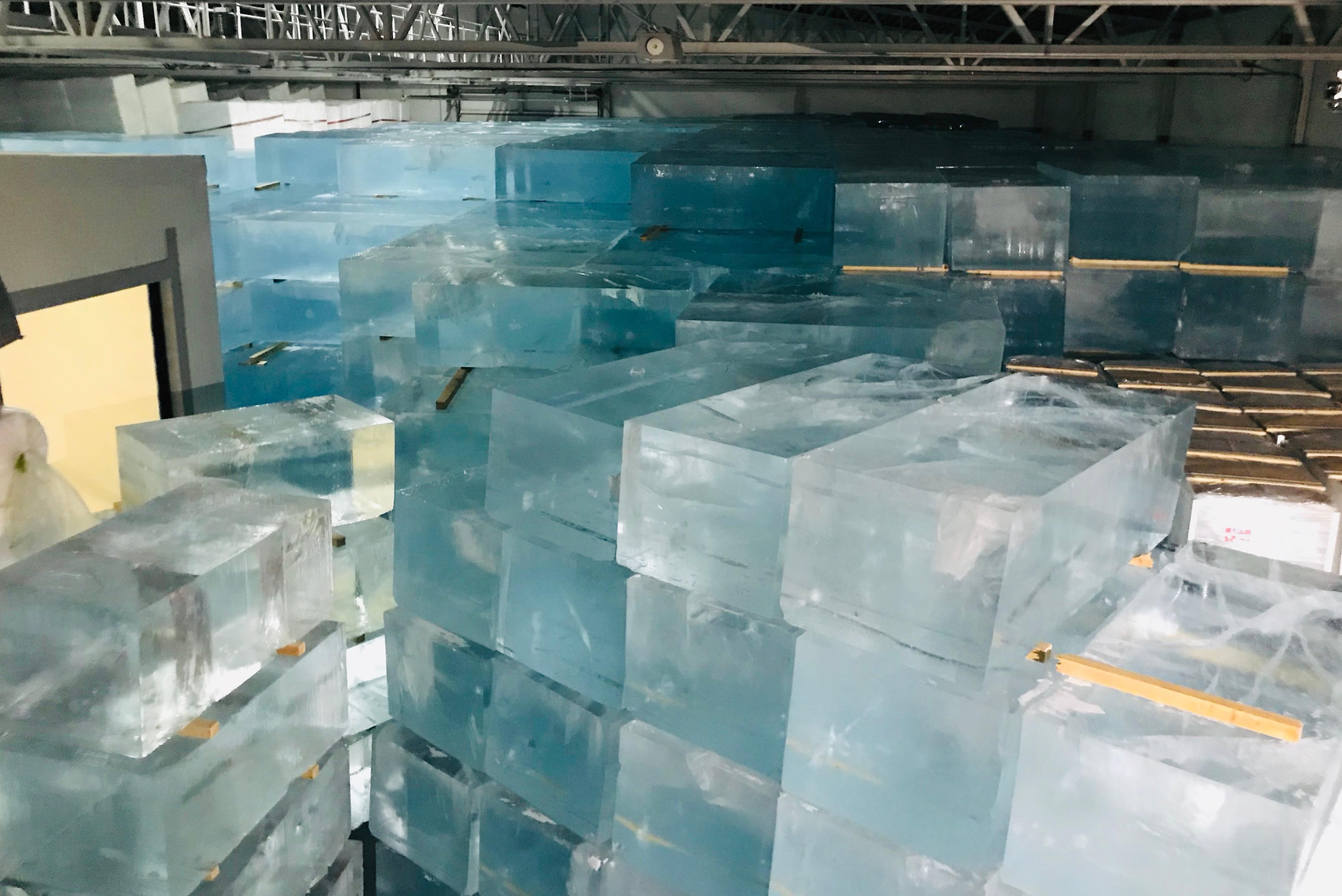 Icehotel guidad visning
