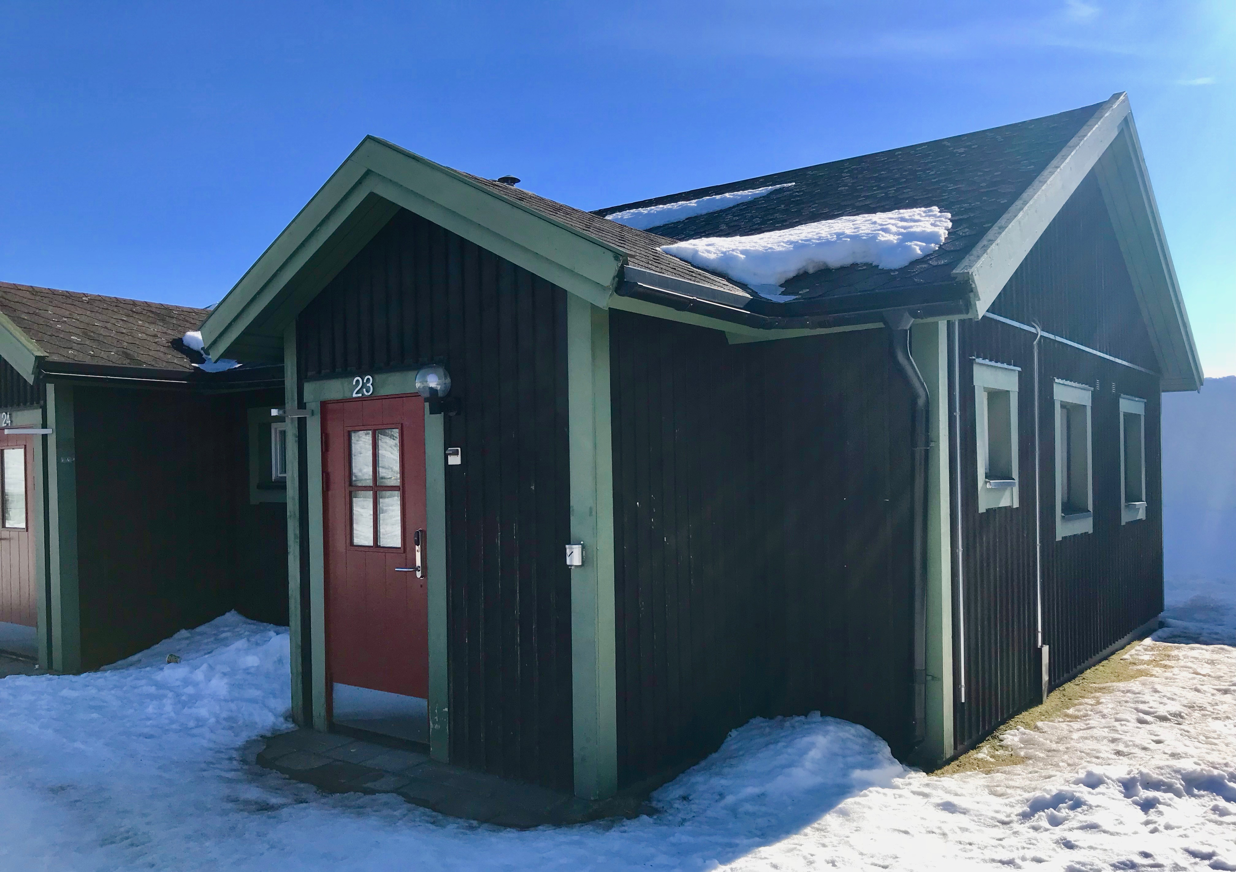 Icehotel Cottage