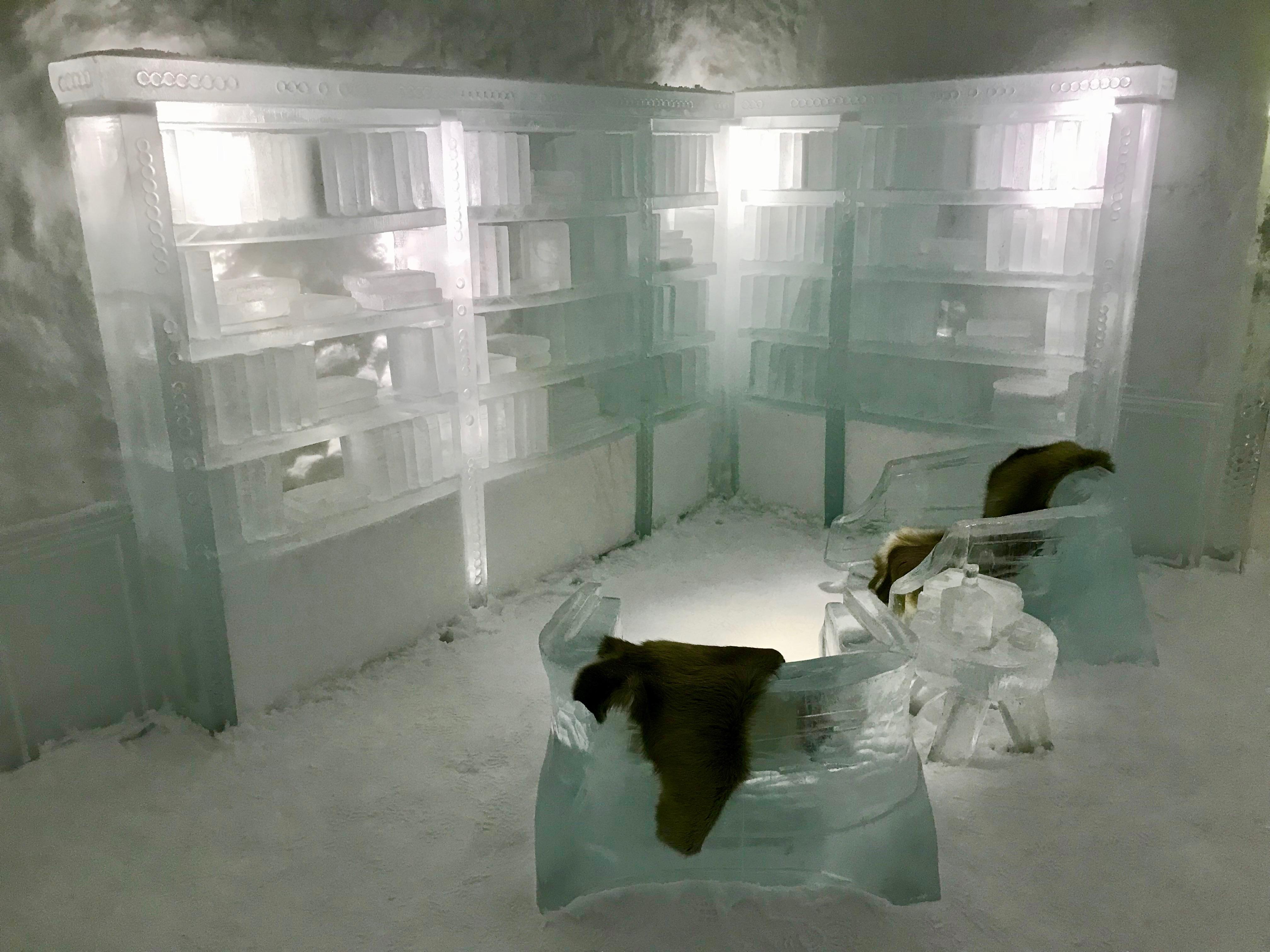 icehotel deluxsvit