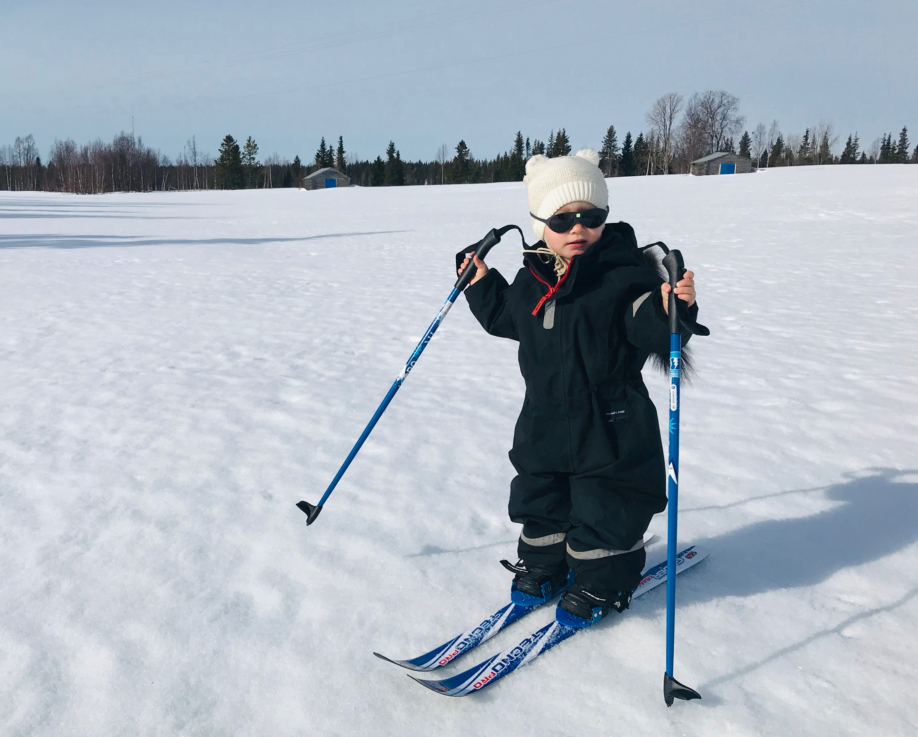 packing list ski holiday for toddlers