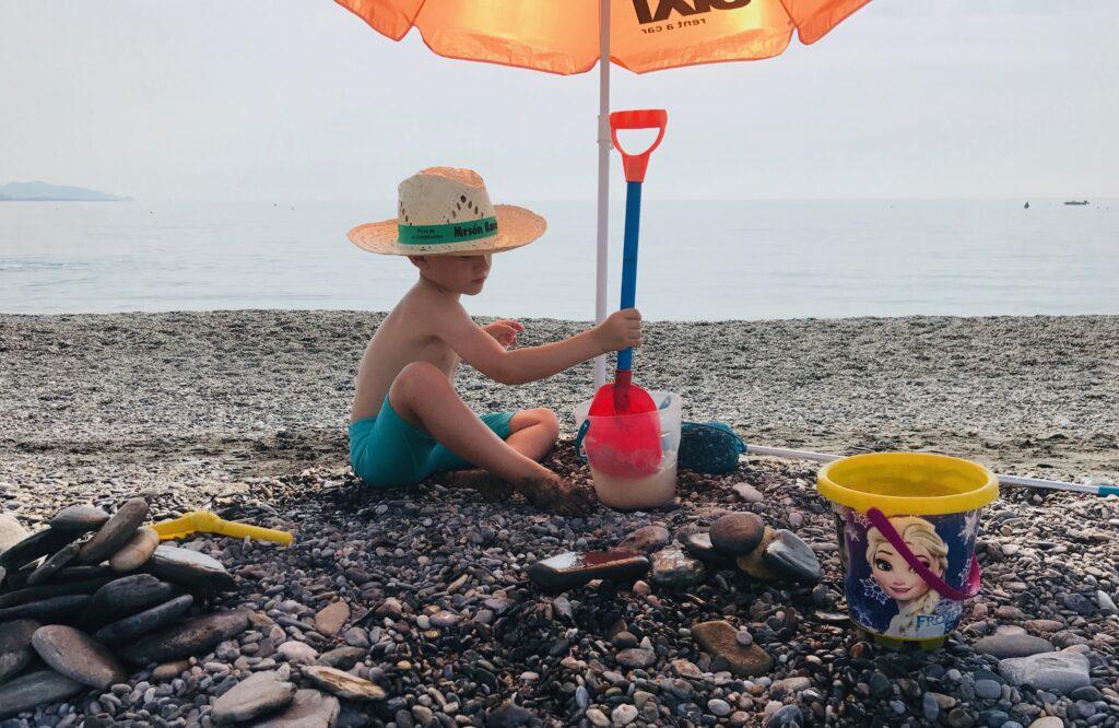 packlista solsemester med barn