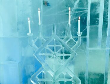 icehotel in Sweden review