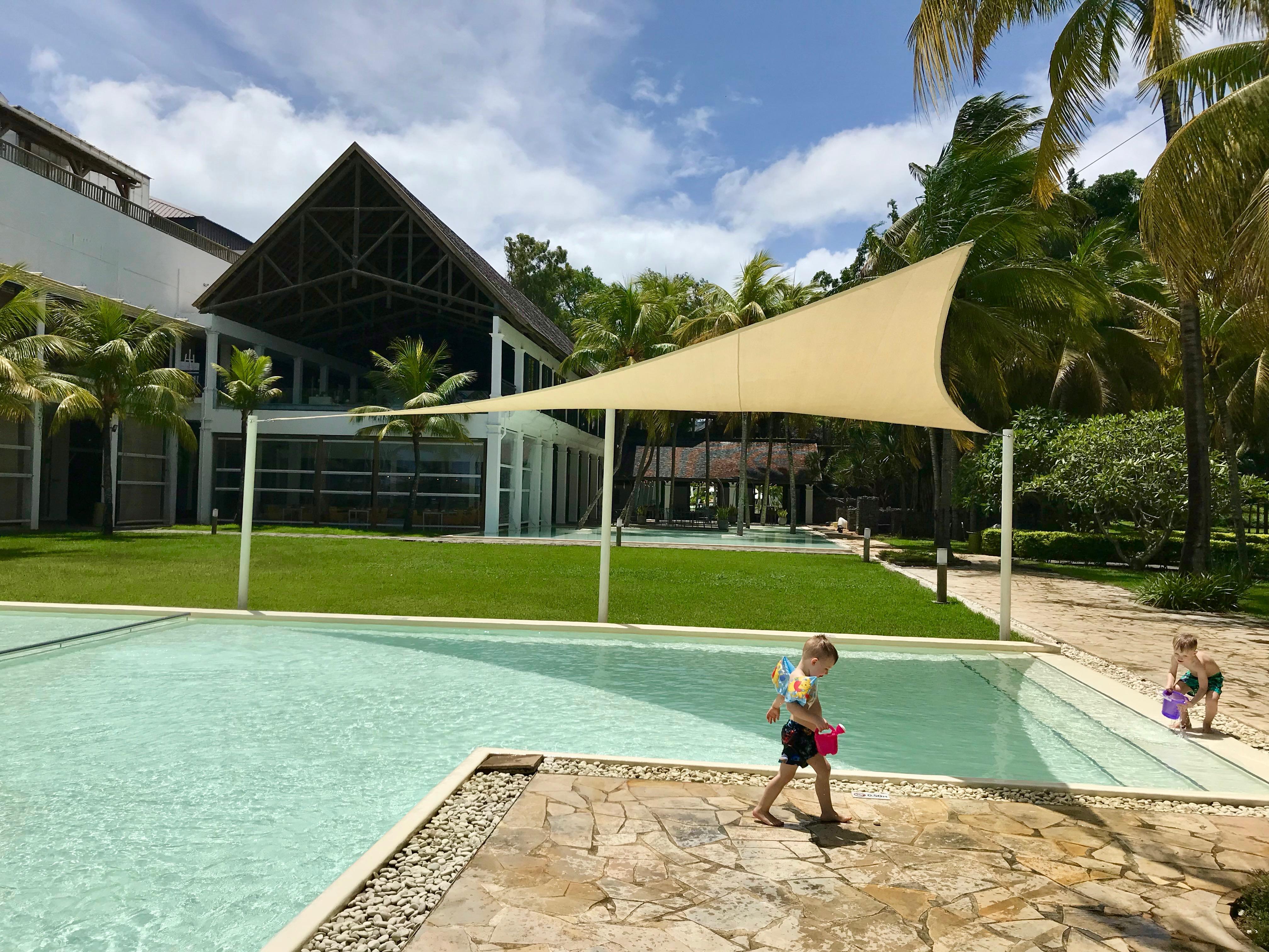 Kid-friendly Hotel Mauritius