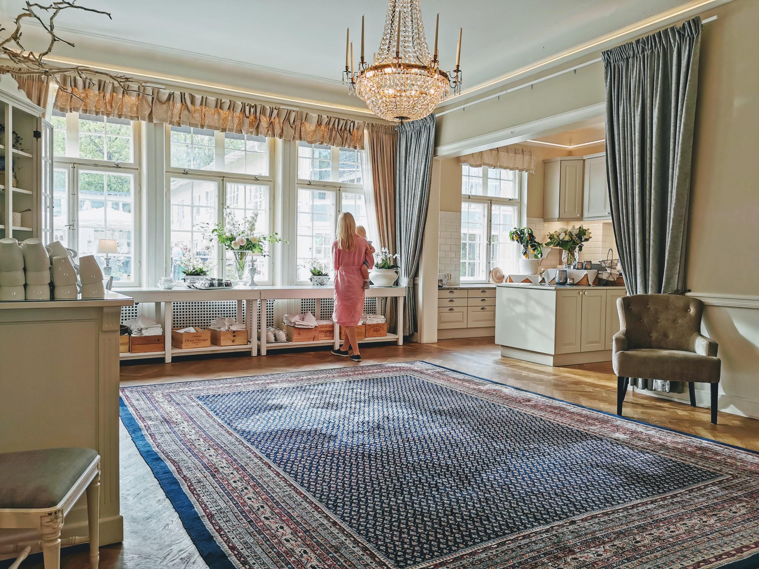 family hotel Kolmarden