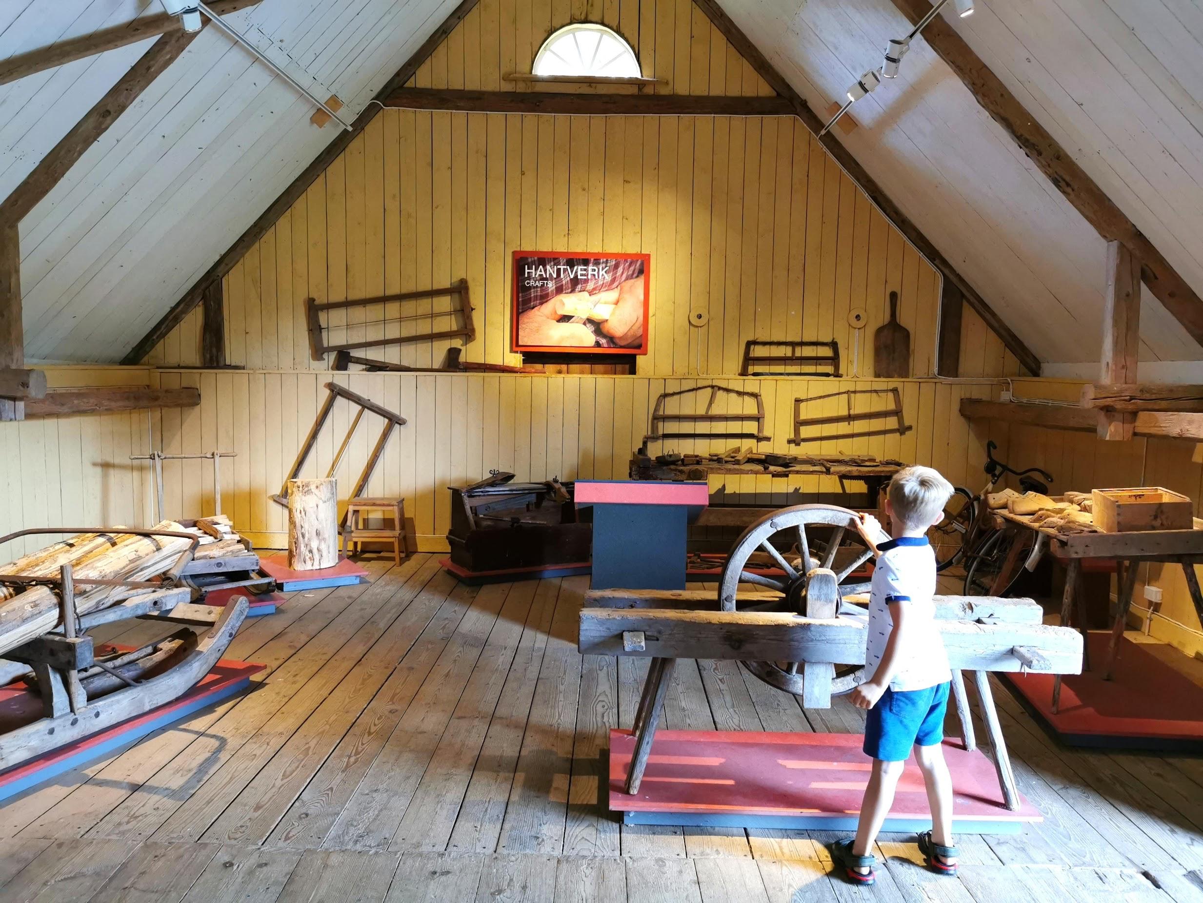 Åsens by museum