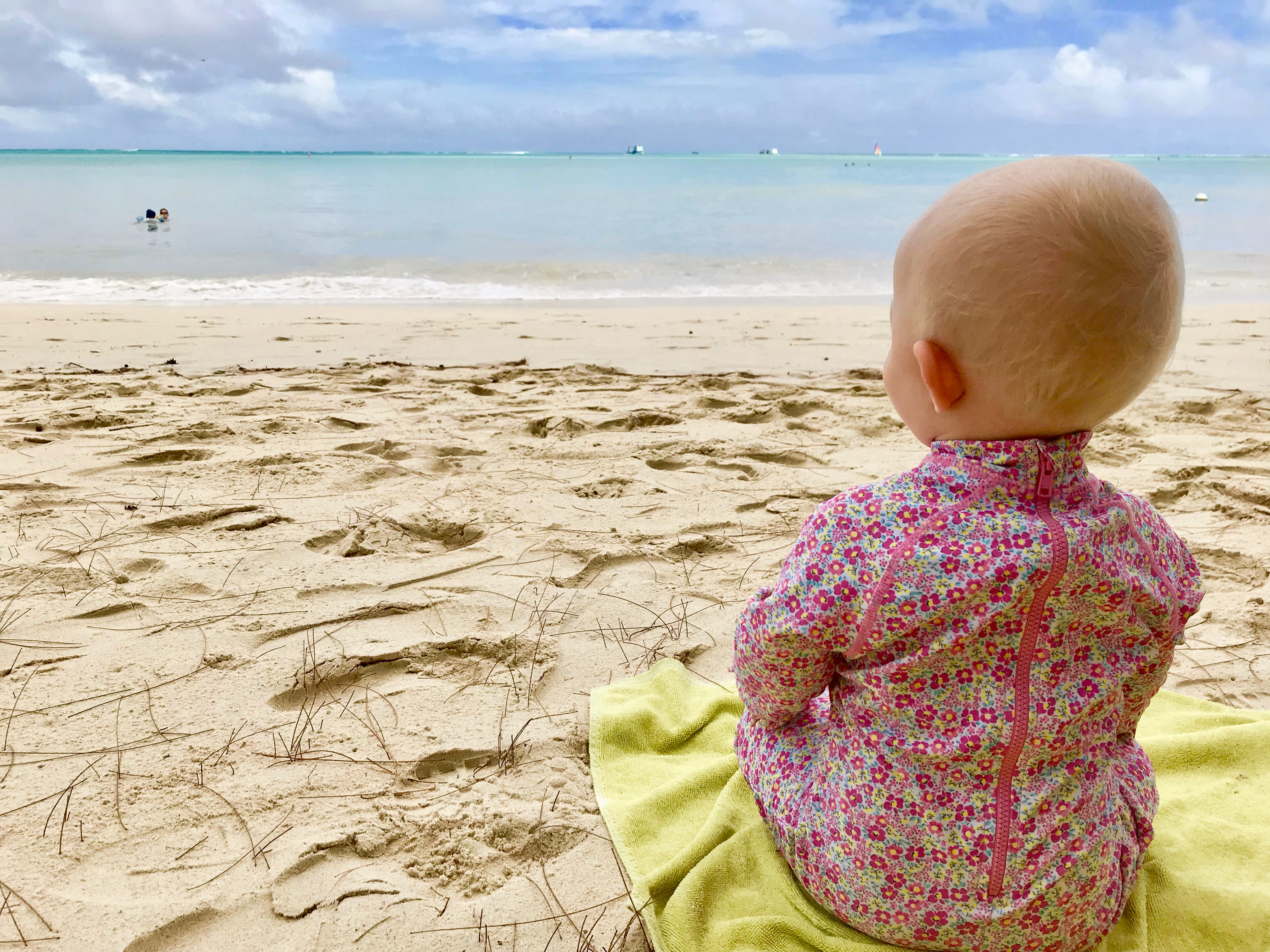 Best beaches in Mauritius with kids