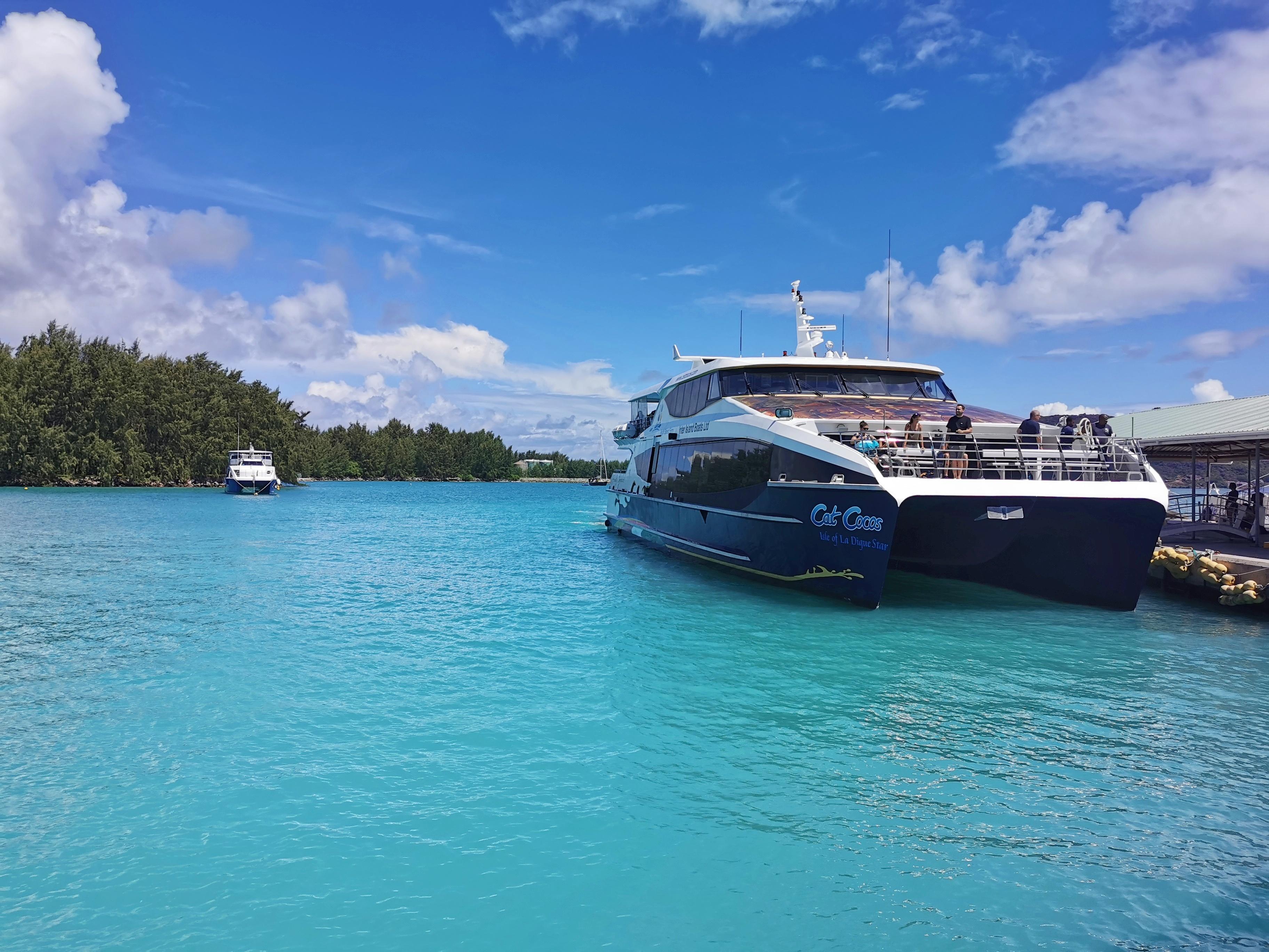 Cat Cocos Seychellerna se och göra