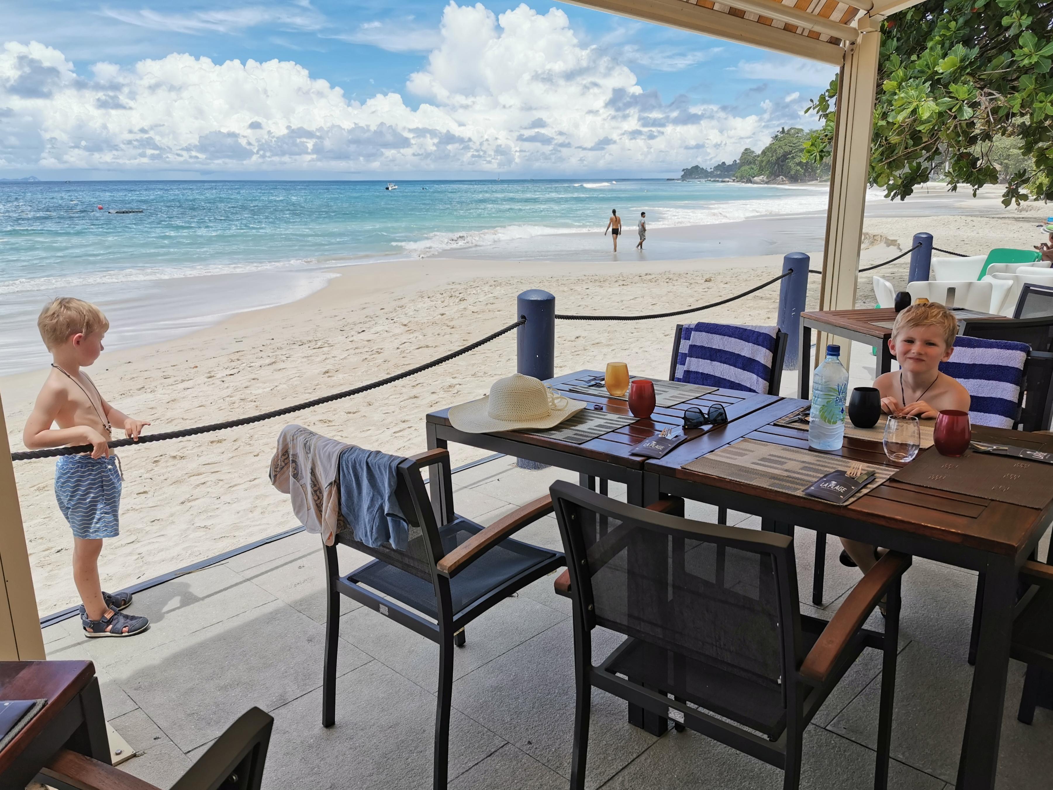 Reseblogg om Seychellerna