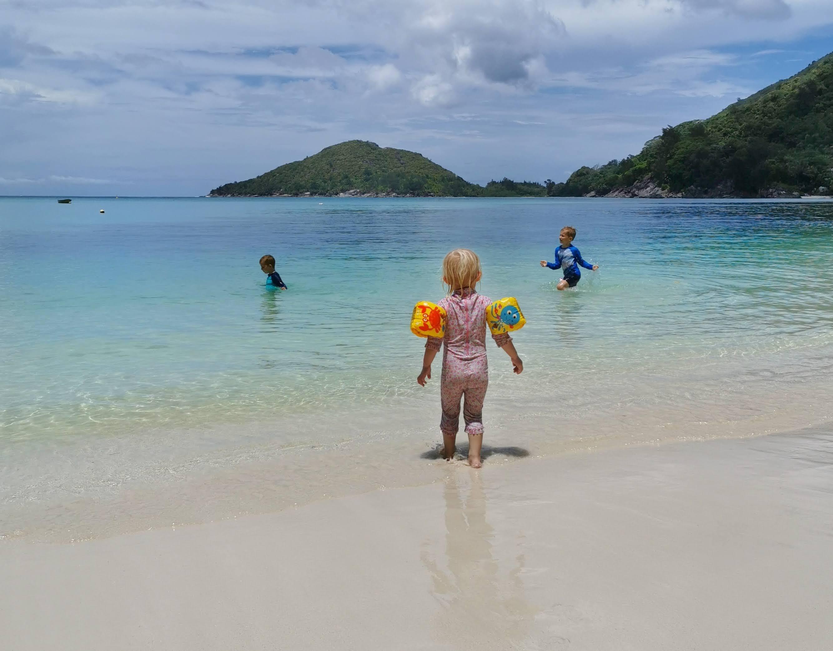 Seychellerna reseblogg
