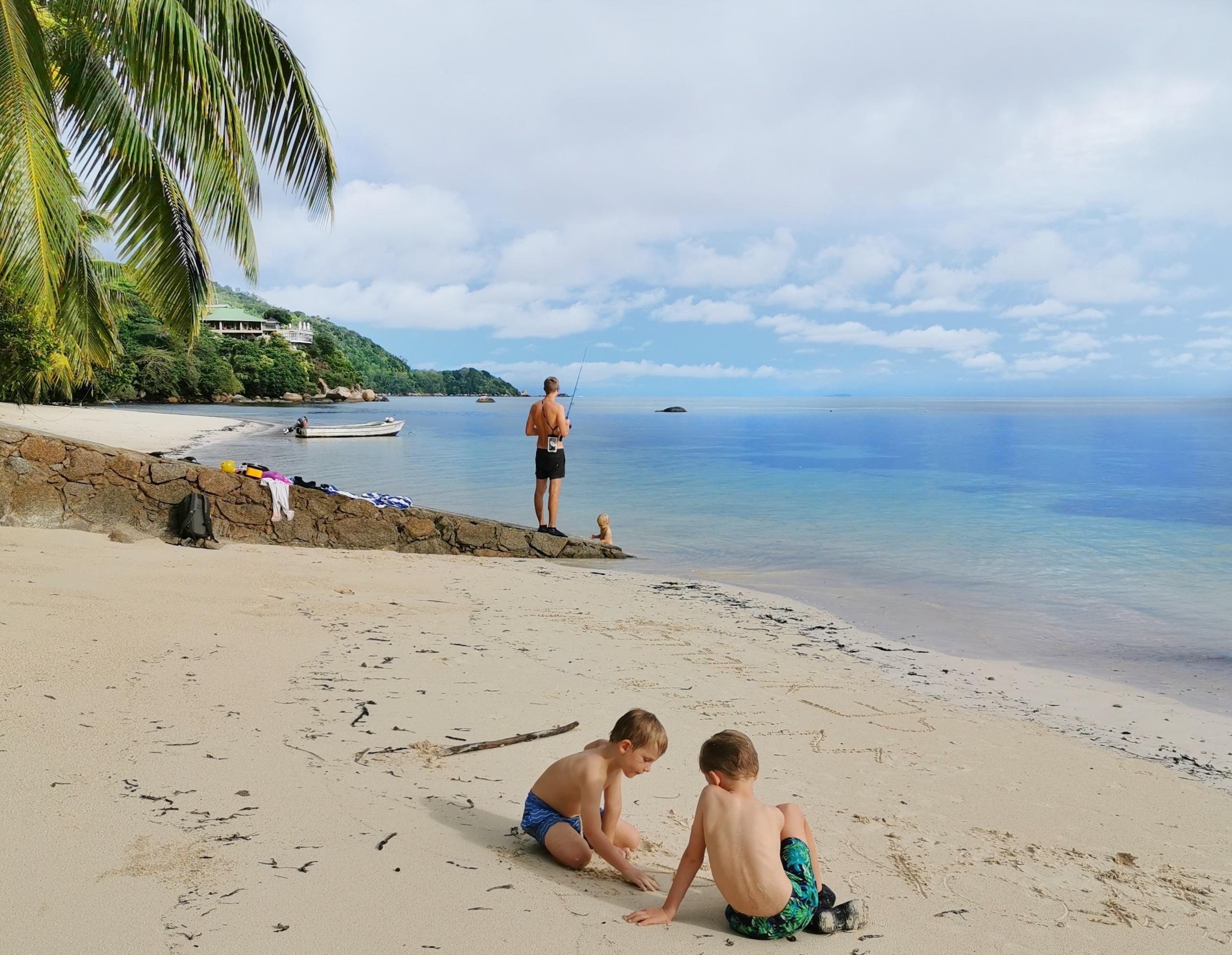Seychellernas finaste stränder