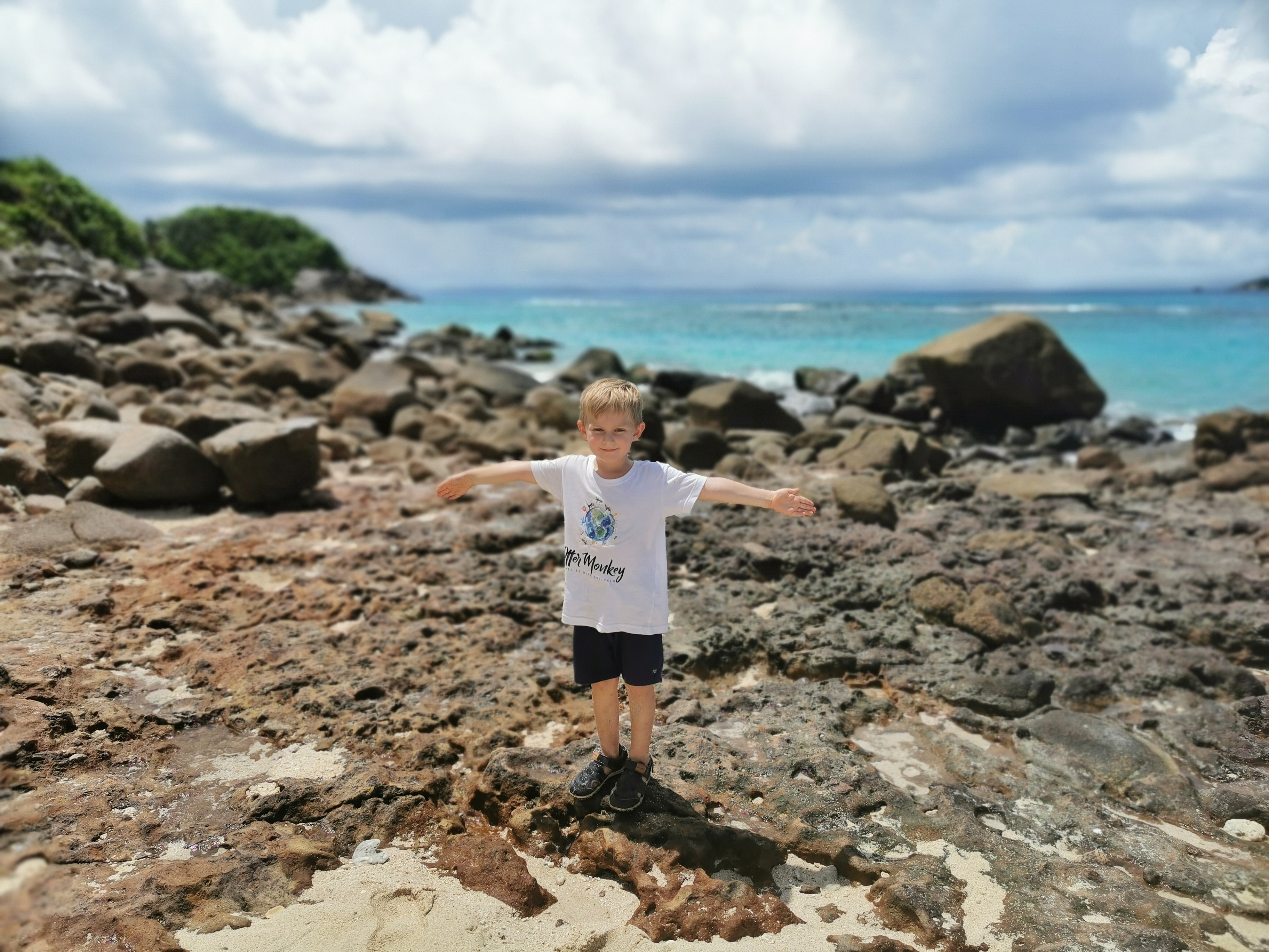 Cousin island Seychelles family guide