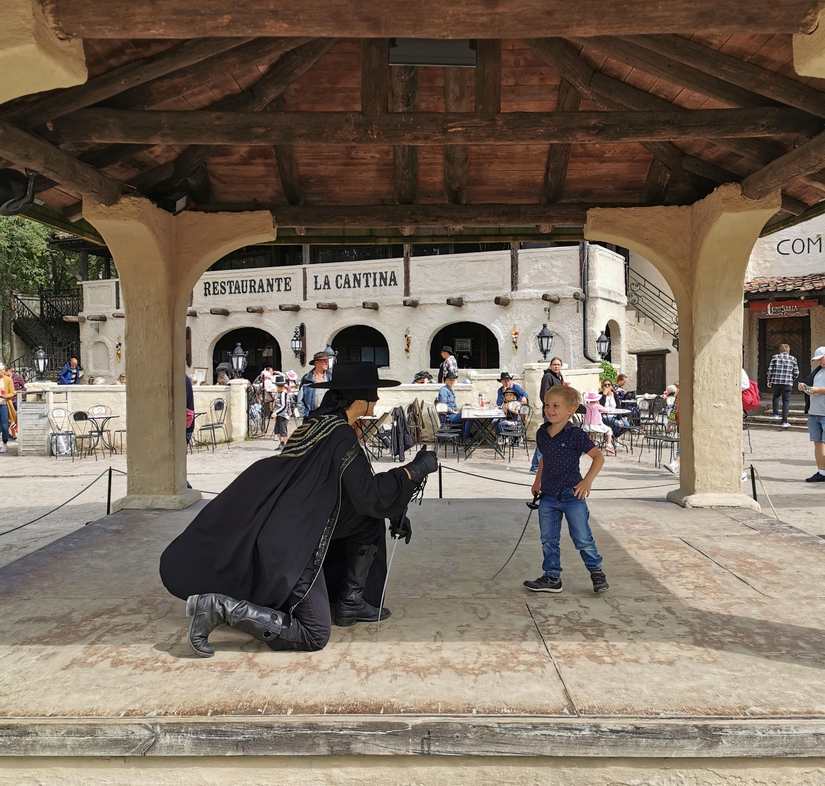 Träffa Zorro Sverige
