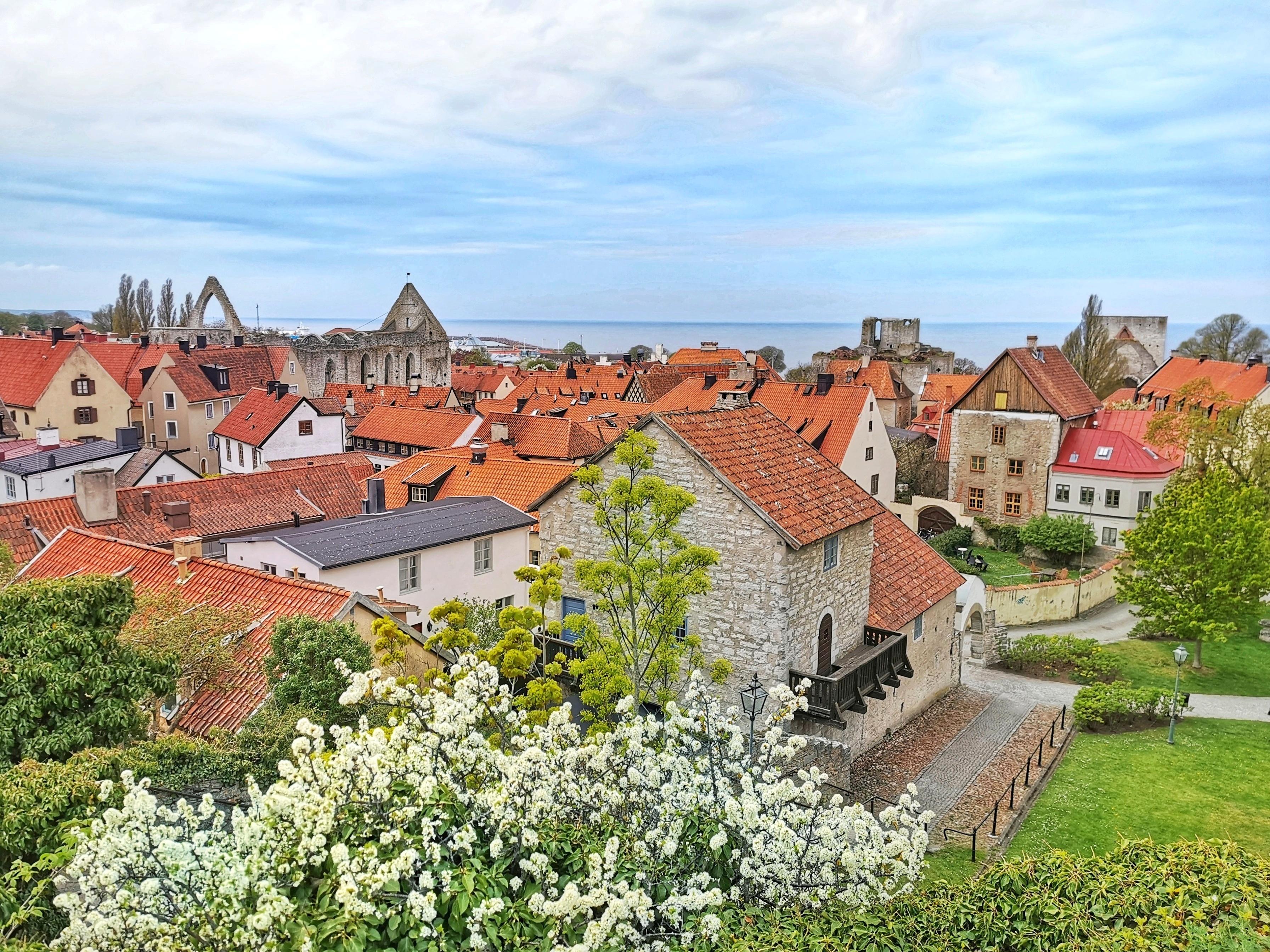Finaste utsikten Visby